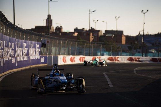 Closed Circuit: Renault e.dams in Marrakesh
