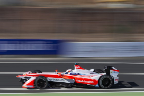 Closed Circuit: Mahindra Racing in Marrakesh