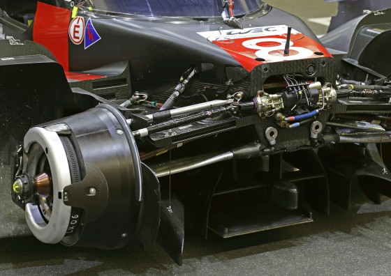 Last of the Titans: Inside the last Audi LMP1