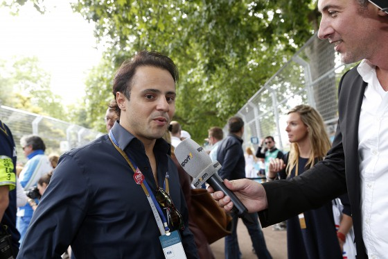 Massa to test for Jaguar Racing