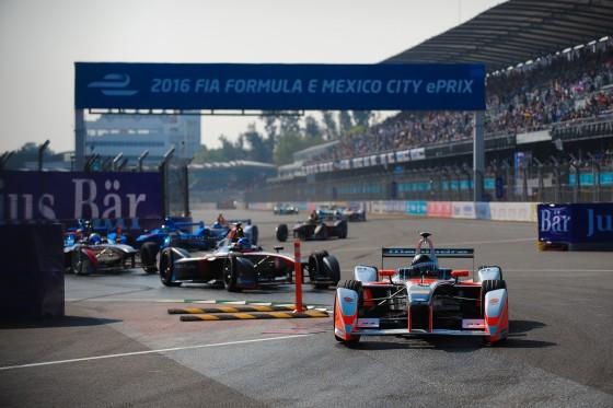 Gutierrez to make the switch to Formula E