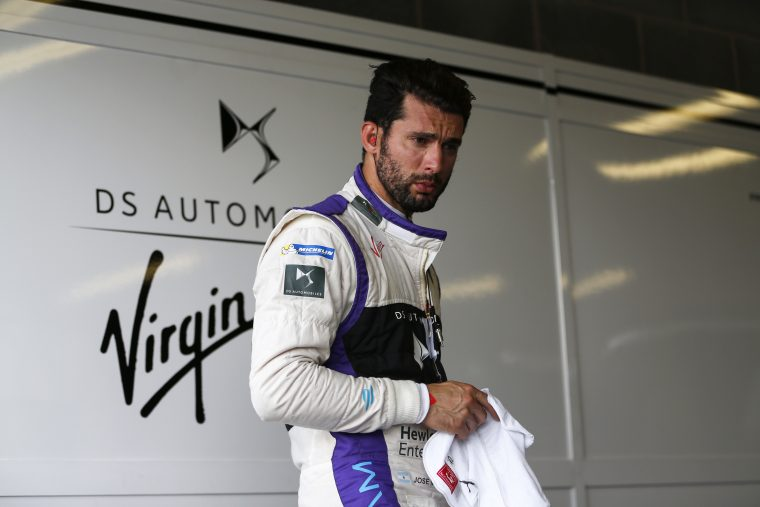 Lopez tops first home practice session