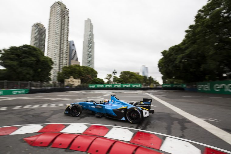 Closed Circuit: Renault e.dams in Buenos Aires