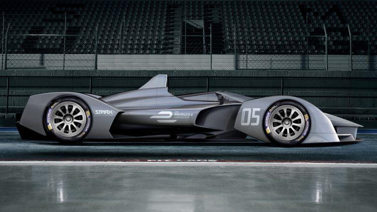Spark Racing Technologies releases renders of season five car