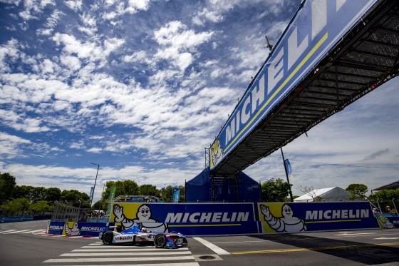 Closed Circuit: MS Amlin Andretti in Buenos Aires