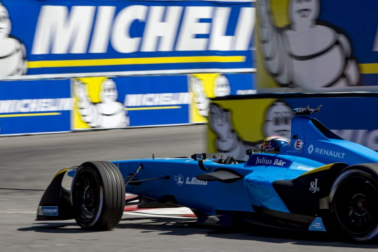 Buemi sets new record with victory in Buenos Aires