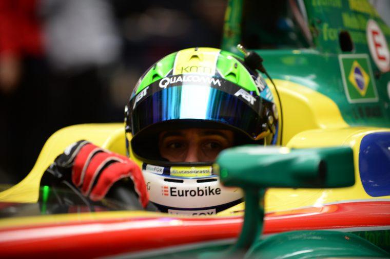 di Grassi takes maiden pole in Buenos Aires