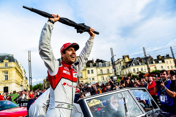 di Grassi 'likely' to race at Le Mans