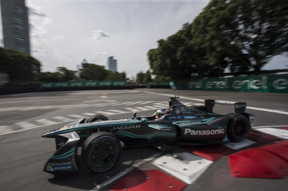 Closed Circuit: Jaguar Racing in Buenos Aires