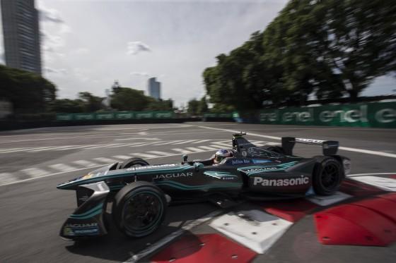 Closed Circuit: Jaguar Racing in Buenos Aires