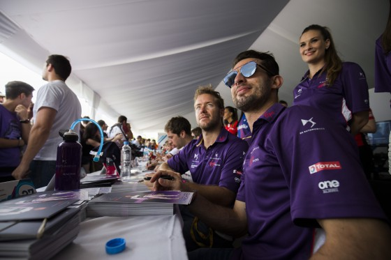 Closed Circuit: DS Virgin Racing in Buenos Aires