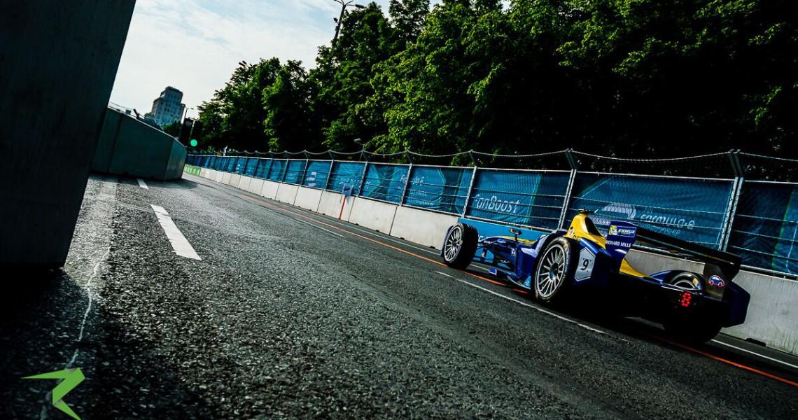Berlin ePrix track layout unveiled
