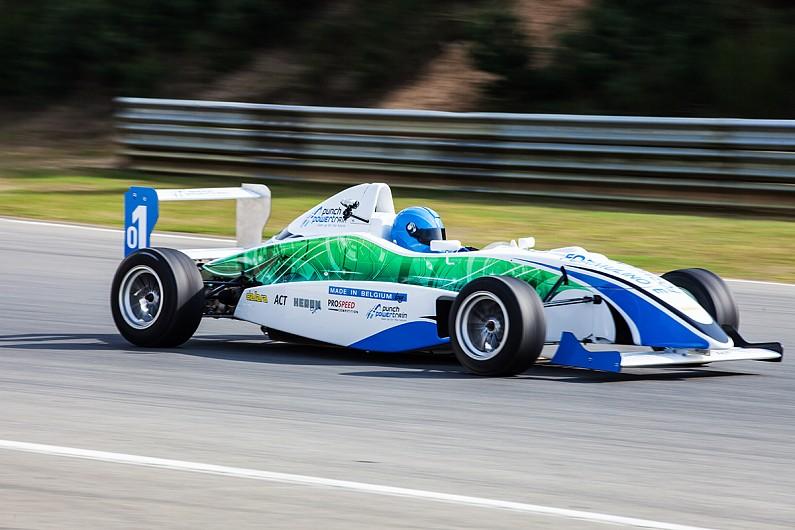 'Formulino E' unveiled as future junior electric series