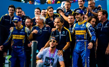 Renault e.dams: The man behind the success