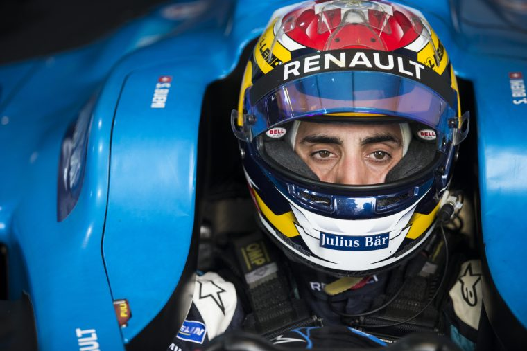 Buemi continues strong form in second practice