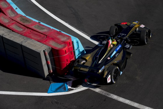 Closed Circuit: Techeetah in Mexico City