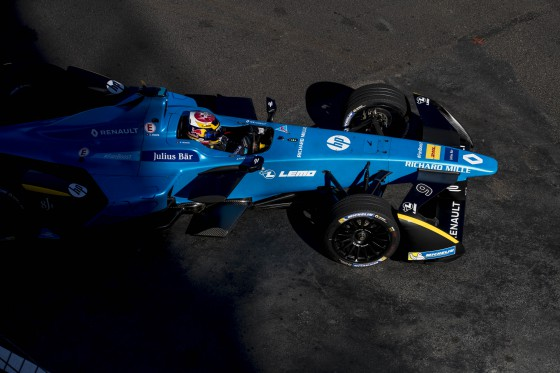 Closed Circuit: Renault e.dams in Mexico City