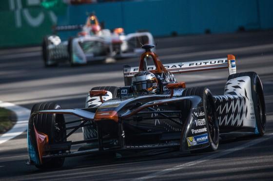Closed Circuit: Faraday Future Dragon Racing in Mexico City