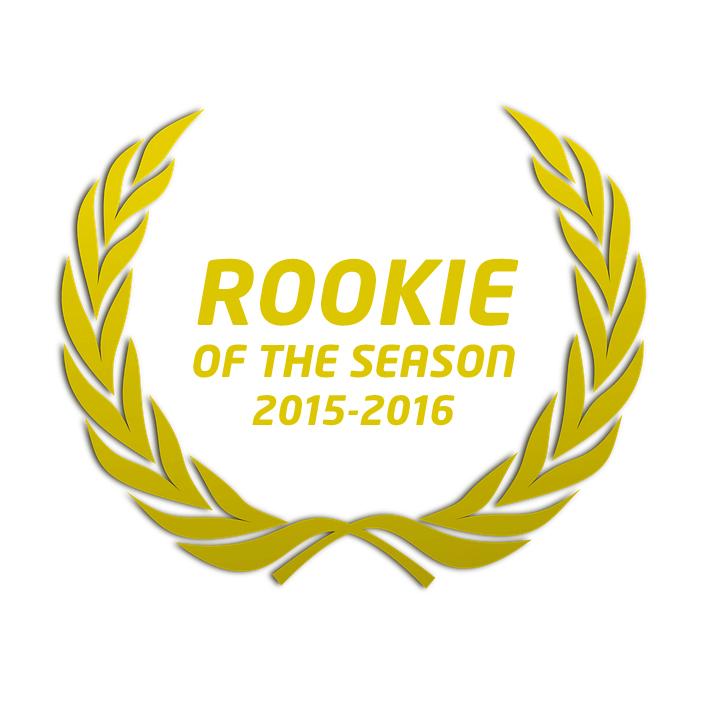 ERNAwards_Rookie of the season 15-16