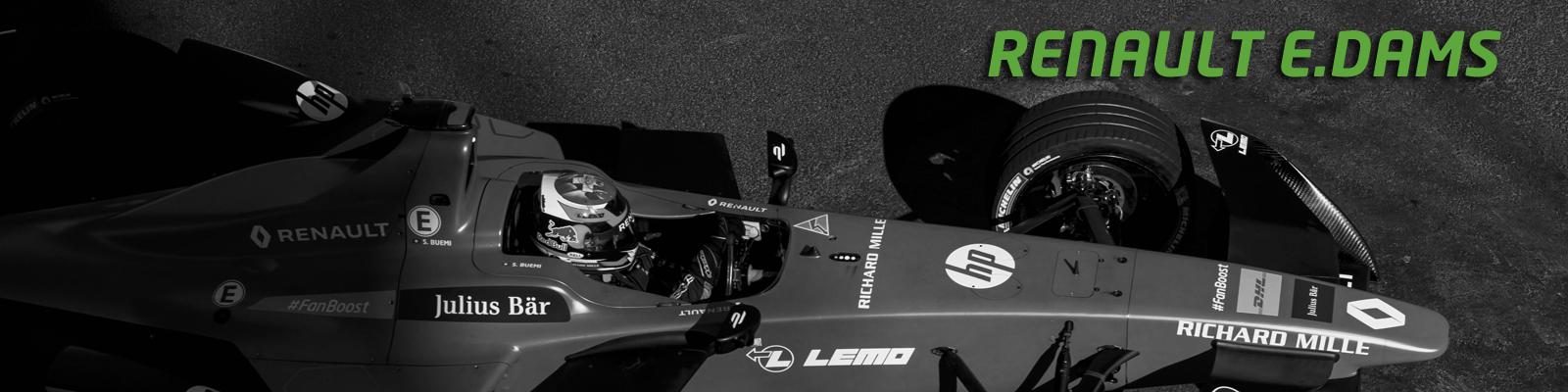 2016/2017 FIA Formula E Championship. Mexico City ePrix, Autodromo Hermanos Rodr'guez, Mexico City, Mexico. Saturday 1 April 2017. Sebastien Buemi (SUI), Renault e.Dams, Spark-Renault, Renault Z.E 16.  Photo: Zak Mauger/LAT/Formula E ref: Digital Image _O6I1566