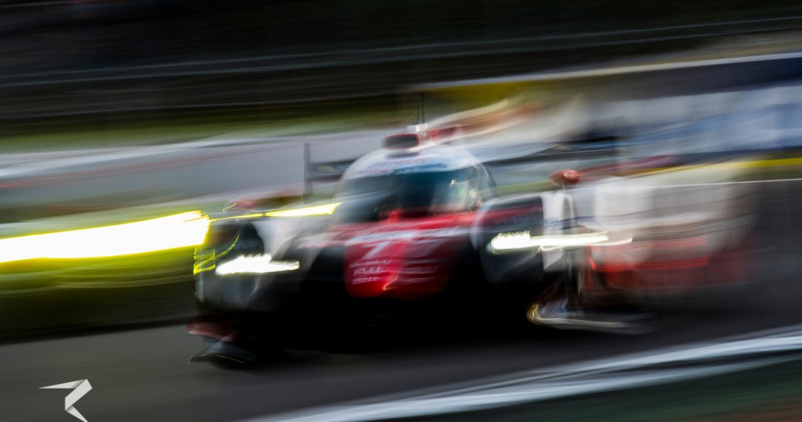 Lopez on pole in debut WEC outing