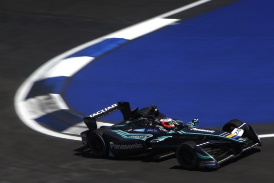 Closed Circuit: Jaguar Racing in Mexico City