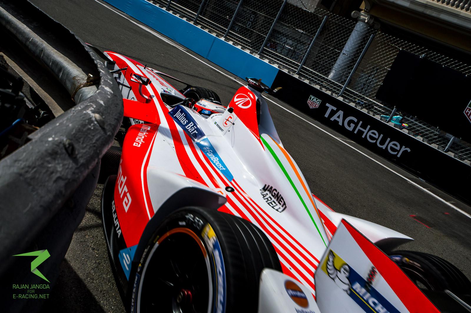 19 Felix Rosenqvist SWE - Mahindra Racing Formula E Team - Mahindra M3ELECTRO--2-1