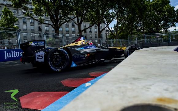 Closed Circuit: TECHEETAH in Paris