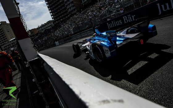 Closed Circuit: Andretti Formula E in Monaco