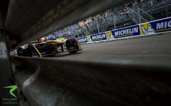 Closed Circuit: Techeetah in Monaco