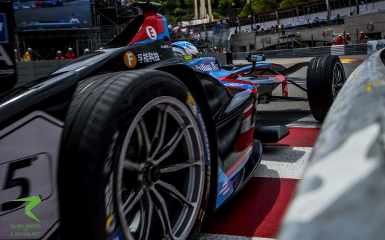 Closed Circuit: Venturi Formula E in Monaco