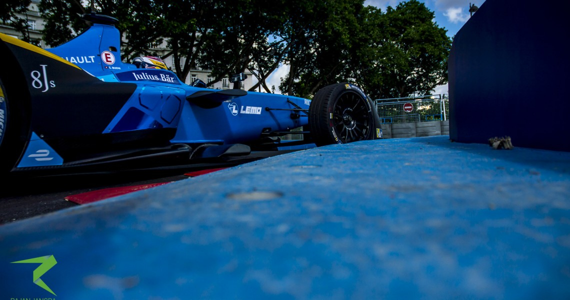 Gasly to fill Buemi's shoes in New York City