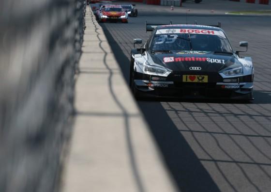 Extra curricular: Rast scores maiden DTM podium; misses N24 win