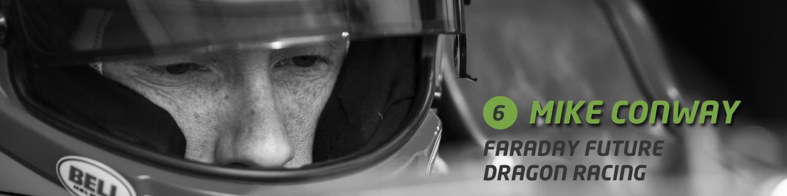 2015 Formula E  Buenos Aires e-Prix, Argentina Friday 5 February 2016. Mike Conway (GBR), Venturi VM200-FE-01  Photo: Sam Bloxham/FIA Formula E/LAT ref: Digital Image _SBL9670