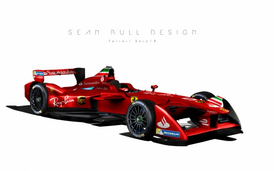 Sean Bull meets Formula E: Picture-perfect prospects