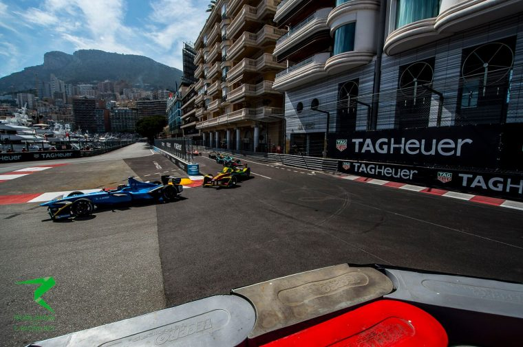 Buemi completes Monaco clean sweep with victory
