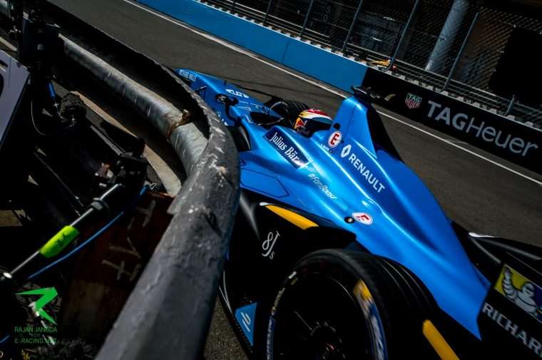 Closed Circuit: Renault e.dams in Monaco