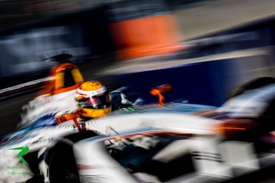 Closed Circuit: Faraday Future Dragon Racing in Paris