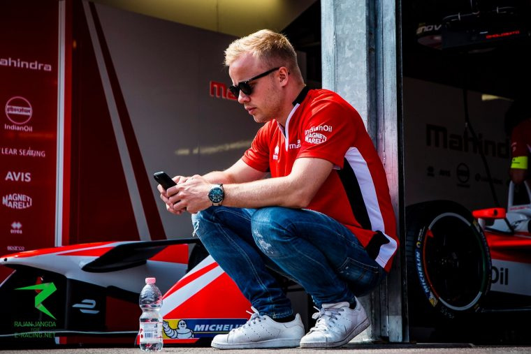 Rosenqvist looking forward to first ever Monaco outing