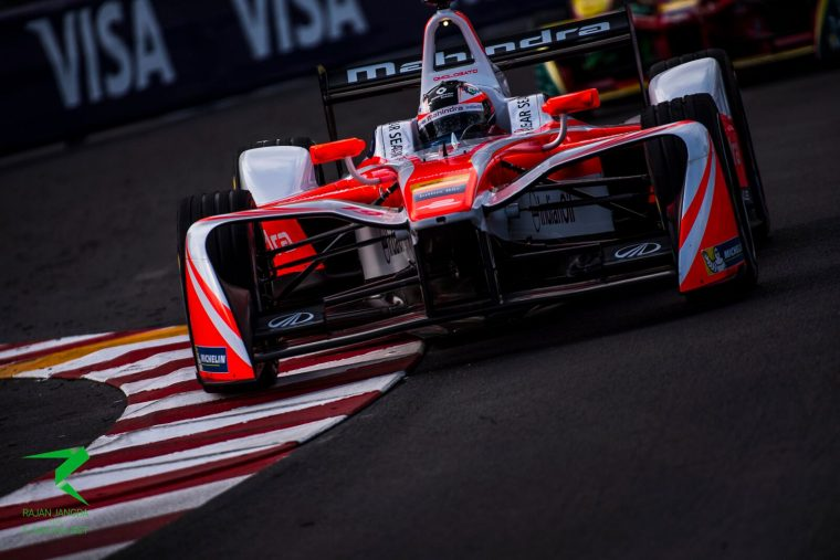 Closed Circuit: Mahindra Racing in Monaco