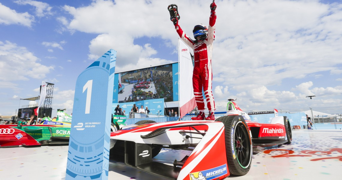 Closed Circuit: Mahindra Racing in Berlin