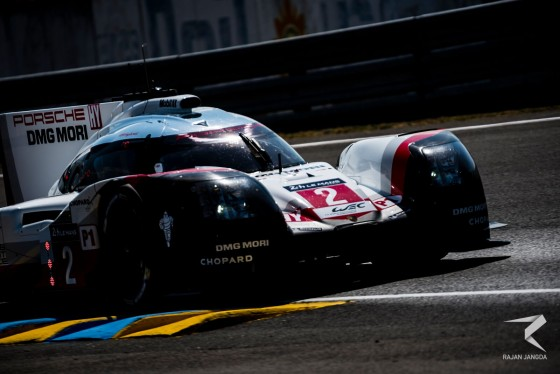Porsche triumphs in chaotic 24 Hours of Le Mans