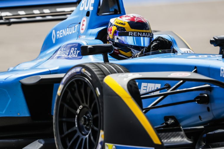 Buemi awarded victory following Rosenqvist penalty