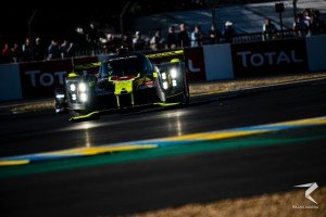 The #4 ByKolles was the first of many LMP1 retirements