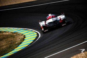 #7 Toyota Gazoo Racing: Stephane Sarrazin