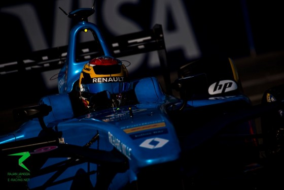Buemi excluded from Berlin race result