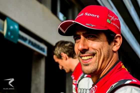 di Grassi withdraws from Le Mans due to injury