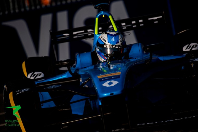 Renault e.dams retains Buemi and Prost until 2019