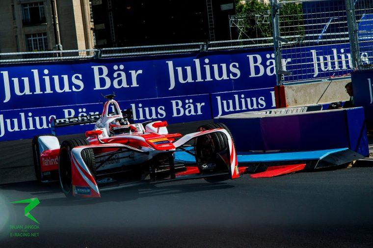 Rosenqvist takes stellar maiden victory at Tempelhof