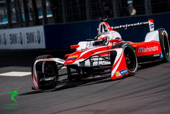 Rosenqvist aiming for victory in Berlin